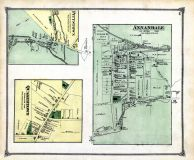 Annandale, Pittstown, Quakertown, Hunterdon County 1873